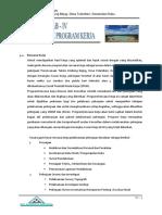 006 Bab 4 - Rencana Dan Program Kerja