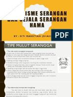 Mekanisme Serangan Dan Gejala Serangan Hama [Siti Mardtiah d1a015008]