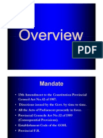 NEPC Overview by Chief Secretary to Hon. MPP [Compatibility M