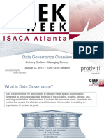 Implementing a Data Governance Program - Chalker 2014.pdf