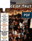 The Voice of Truth International, Volume 24