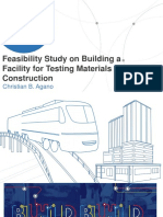 [Presentation] Feasibility Study on Building a Facility for Testing Materials for Construction