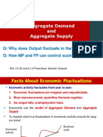 S9M. Aggregate Demand and Supply Analysis.
