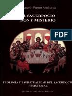 Ferrer Arellano Joaquin - El Sacerdocio Don Y Misterio.pdf