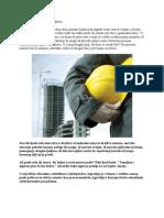 Kako Smanjiti Rizike Na Gradilištu