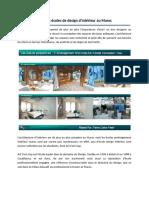 Grandes Écoles de Design d'Intérieur Au Maroc