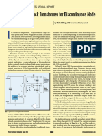 A approach to design Flyback transformers.pdf