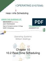 10-MultiprocessorScheduling