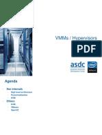 Virtualization-VMMs