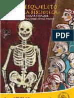 El_esqueleto de La Biblioteca Shujer