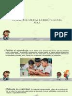 1 VENTAJAS DE APLICAR LA ROBOTICA EN EL AULA.pdf