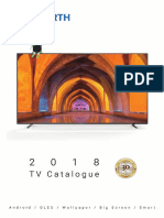 TV Catalog for 2018