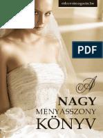 A Nagy Menyasszonykonyv