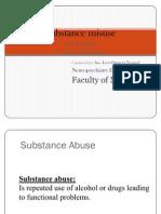 Nursing 5 Substance Misuse