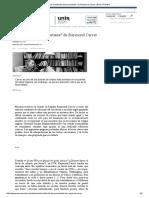 articulo sobre la literatura de Raymond Carver