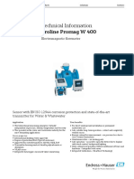 Electromagnectic Flow Transmitter Manual-1