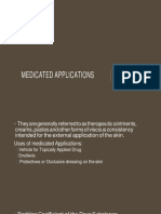 Medicated Applications.output
