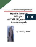 norma-nbr-10821 - ESQUADRIAS.pdf