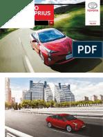 Dossier Nuevo Toyota Prius