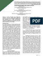 JournalNX- Bridge Disaster Monitoring