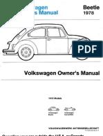 Sistema de Combustible VW