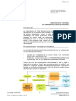 Mantenimiento Orientado a La Fiabilidad de Activos Productivos PDF 435 Kb