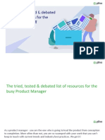 100+ Resources for Product Managers