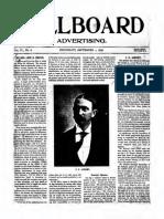 Billboard (September 1896)