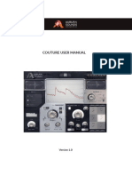 Couture User Manual