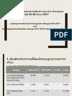 Final Presentation of Teacher Education 21,12,2017