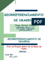 Georreferenciamento de Imagens