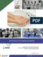Protocolo de Higiene de Manos v 1.0