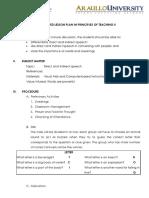 LP Direct & Indirect Speech