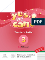 YWC 3 Primary Teachers Book