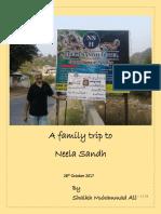 A Family Trip to Neela Sandh
