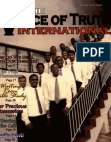The Voice of Truth International, Volume 33