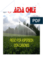 Cañones Sc Chile