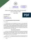 Attorney General Opinion No. 18 IB39 Corrected