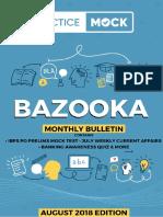 PM Bazooka August 2018