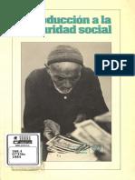 Introduccion a la seguridad social