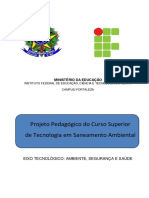 PPC - Tecnologia Em Saneamento Ambiental - IfCE 2017 (1)