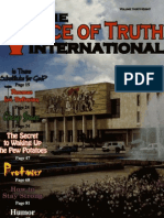 The Voice of Truth International, Volume 38