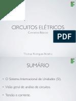 Circuitos Eletricos 1 Conceitos Basicos