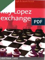 Ruy Lopez Exchange-Book
