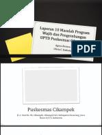 10 Masalah Program (1)
