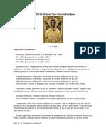 Acatistul Sf Pantelimon