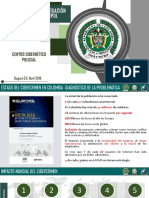 Presentacion Del Centro Cibernetico Policial