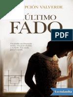 El Ultimo Fado - Concepcion Valverde