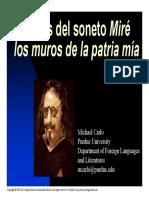 Análisis del soneto Miré%0Alos muros de la patria mía.pdf