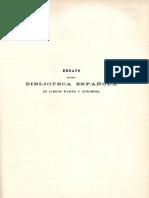 GALLARDO Ensayo de Una Biblioteca Espanola de Libros Raros y Curiosos, IV